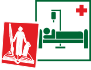 Инструкция по действиям дежурного персонала при пожаре в дневное и ночное время в медицинском учреждении - стационарное отделение.